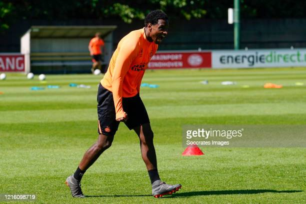 Pablo Rosario of PSV during the Training PSV at the PSV Campus De Herdgang on May 29 2020 in Eindhoven Netherlands