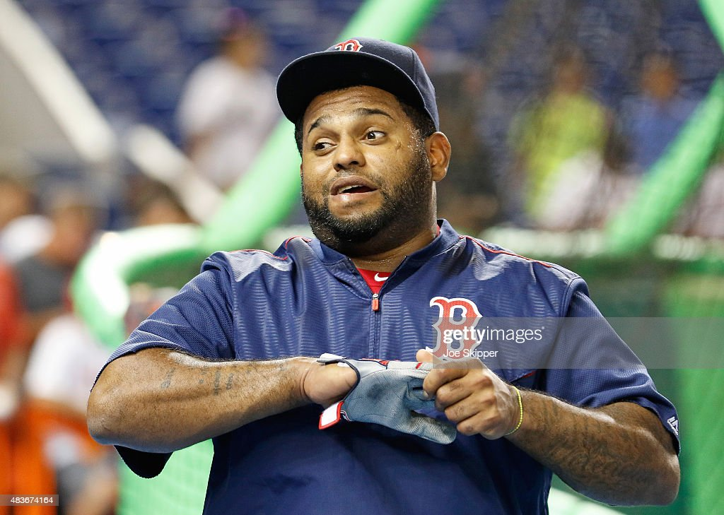 Boston Red Sox v Miami Marlins : News Photo