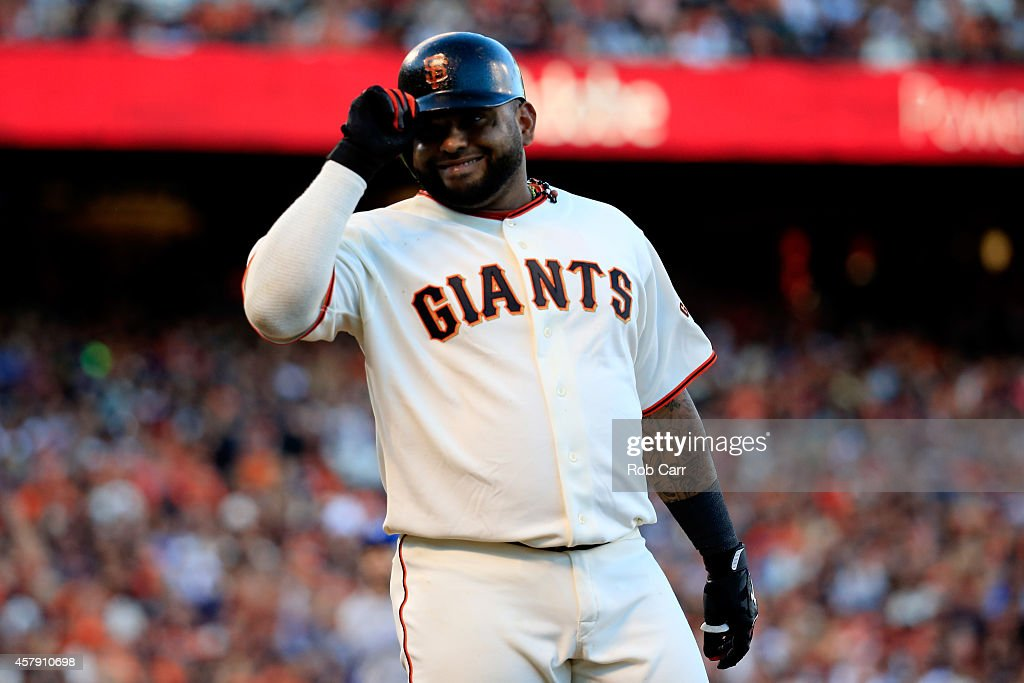 World Series - Kansas City Royals v San Francisco Giants - Game Five : News Photo