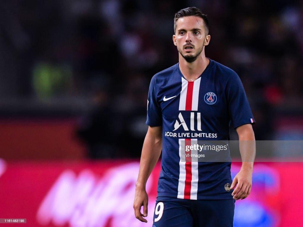 "Ligue 1""Paris Saint-Germain v Nimes Olympique"" : News Photo"