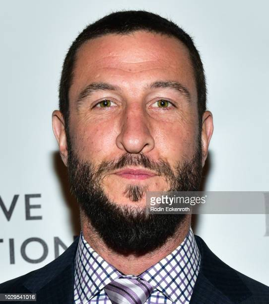 Pablo Schreiber attends the Creative Coalition 2018 Spotlight Initiative Gala Awards Dinner at House of Aurora on September 8 2018 in Toronto Canada