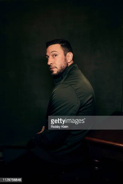 Pablo Schreiber of 'American Gods' poses for a portrait at the 2019 SXSW Film Festival Portrait Studio on March 10, 2019 in Austin, Texas.
