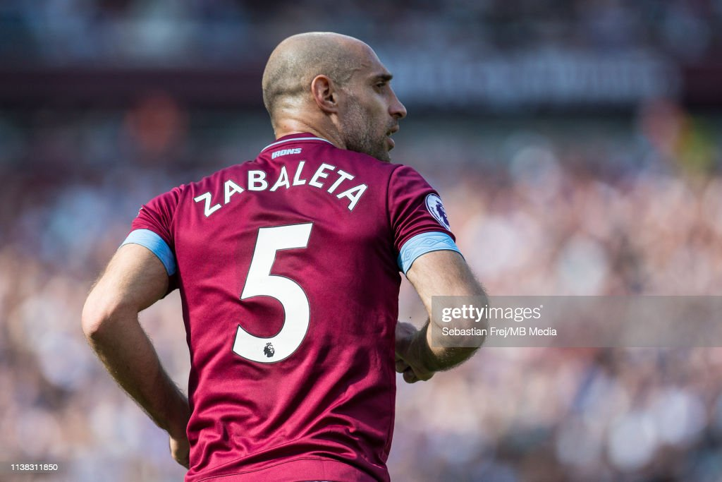 West Ham United v Leicester City - Premier League : News Photo