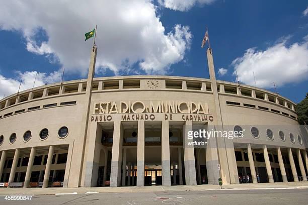 Pacaembu Municipal Stadium