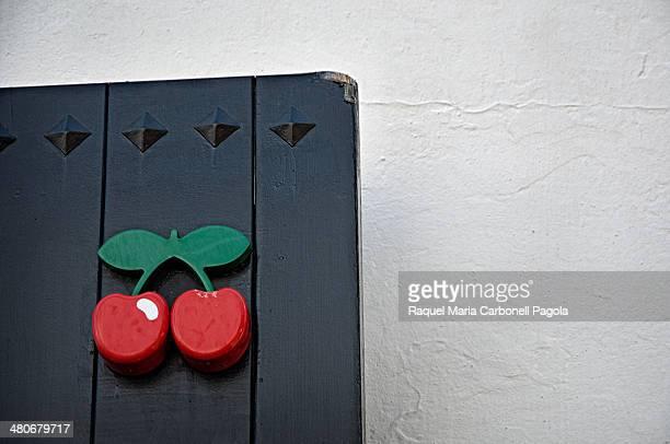 Pacha cherry in Pacha shop in La Marina neighborhood