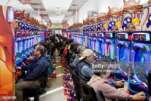 Pachinko parlours have not made it outside Japan and thank goodness for that. Legal gambling dens, old and young people from all levels of society...