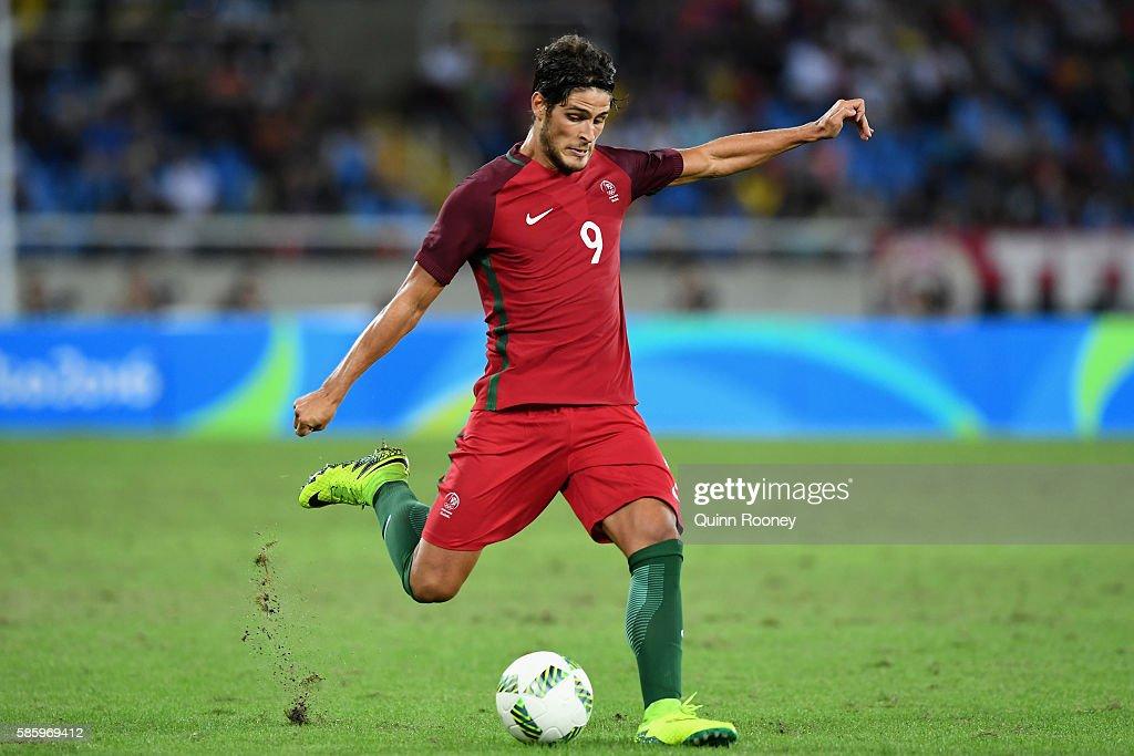 Portugal v Argentina: Men's Football - Olympics: Day -1 : News Photo