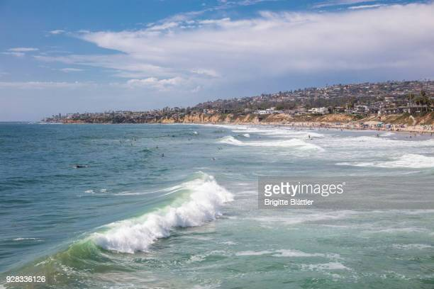 Pacific Beach in San Diego, California