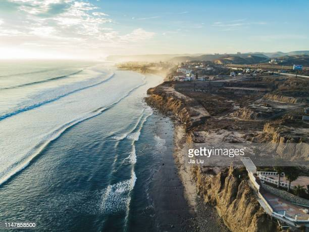 pacific beach - baja california peninsula stock pictures, royalty-free photos & images