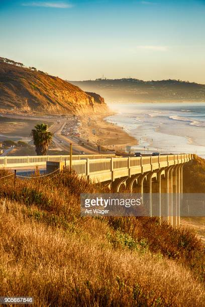 Pacific Coast Highway 101 in Del Mar