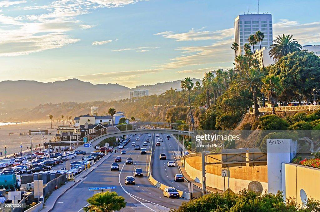 Pacific Coast Highway : Stock Photo