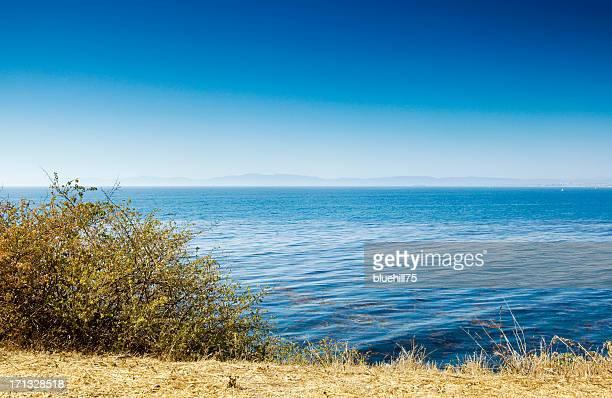 Pacific coast in Torrance, CA