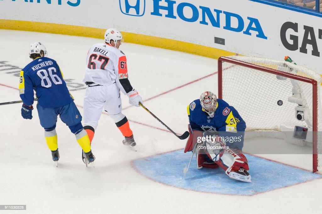 NHL: JAN 28 All-Star Game : News Photo