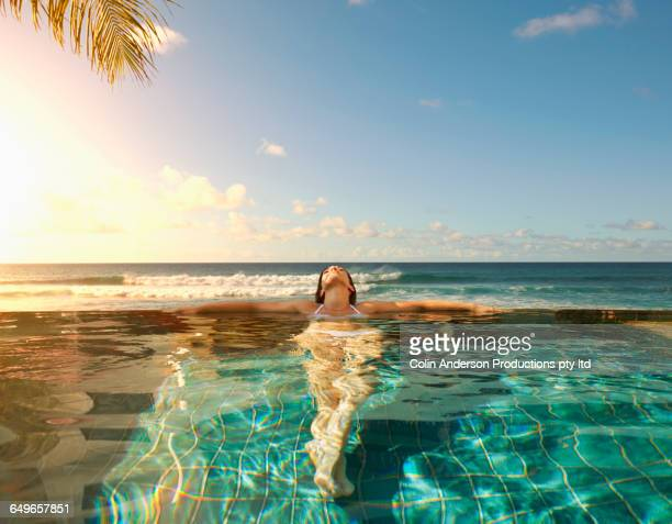 Infinity Pool Stock Photos And Pictures Getty Images