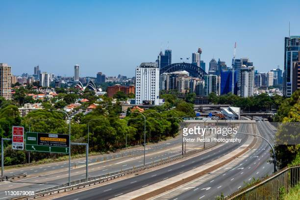 m1 pacific motorway - condition stock pictures, royalty-free photos & images