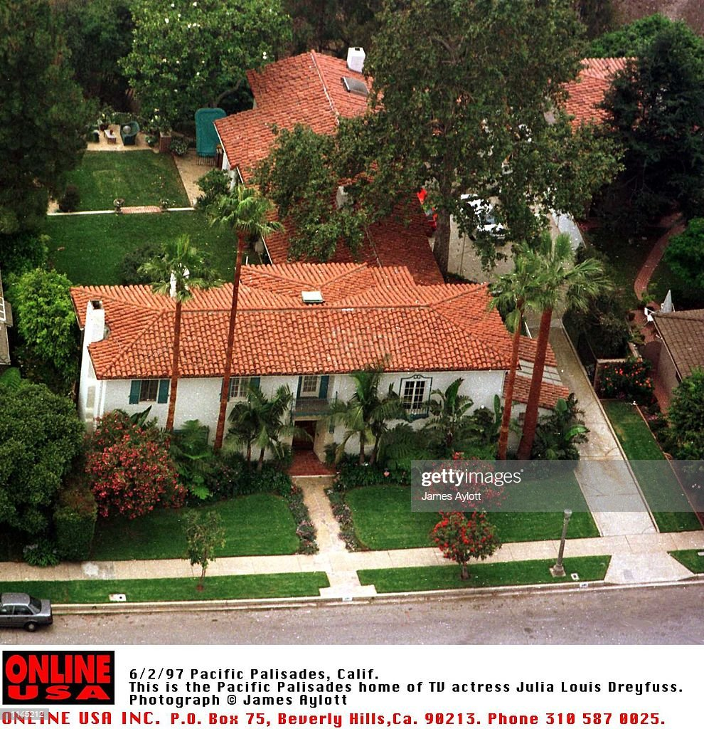 Pacific Palisades Calif This Is The Pacifc Palisades Home