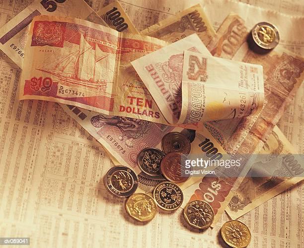 Pacific Rim Currencies - Mixed