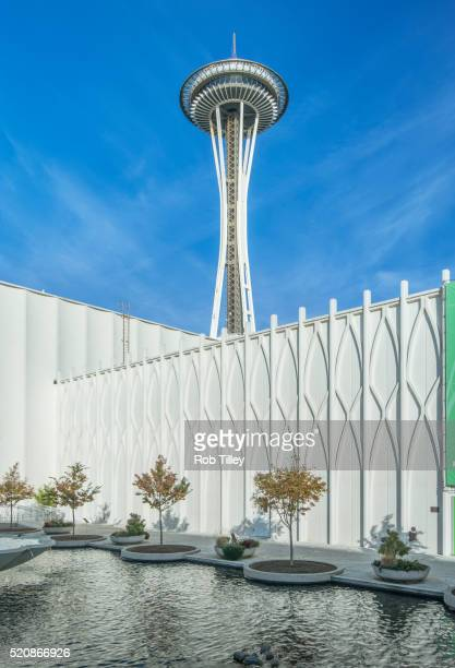 Pacific Science Center & Space Needle