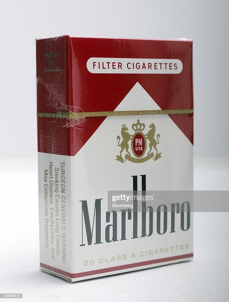 Marlboro Stock Photos And Pictures Getty Images 1995 Ford Bronco Fuse Box Diagram A Pack Of Cigarettes Are Arranged For Photograph In Garner North Carolina Us On