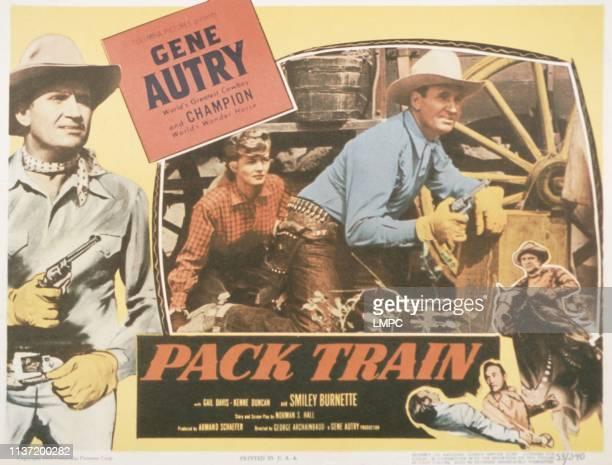 Gene Autry Gail Davis Gene Autry 1953