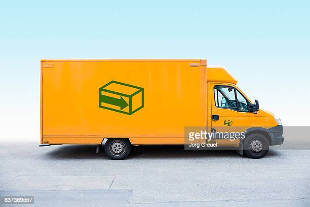 Package vehicle