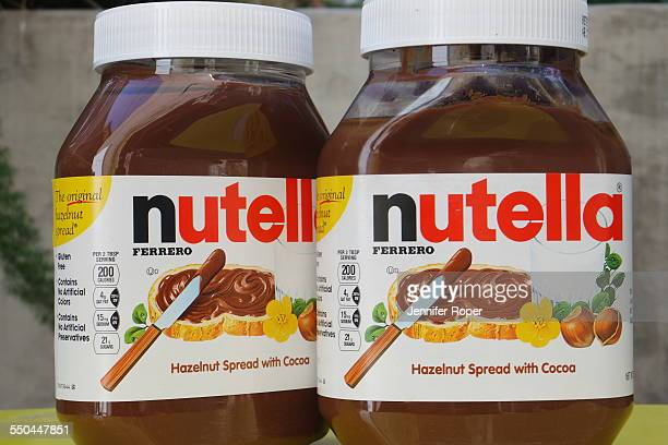 Packaged food Nutella
