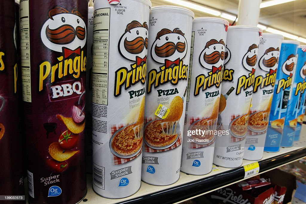 Procter and gamble pringles sale roulette guide winning