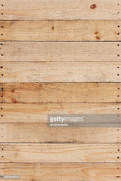 Packaging crate wooden panel background