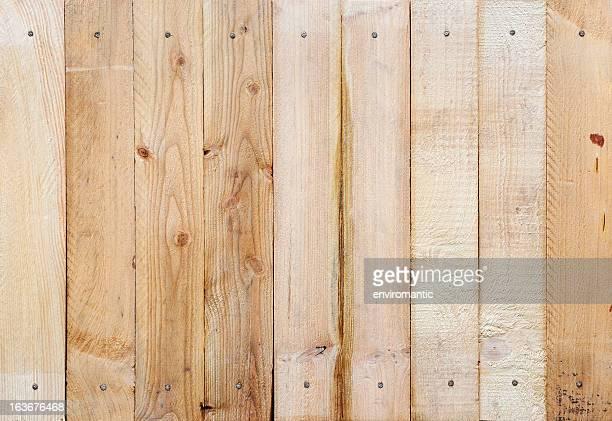 Emballage caisse panneau en bois fond