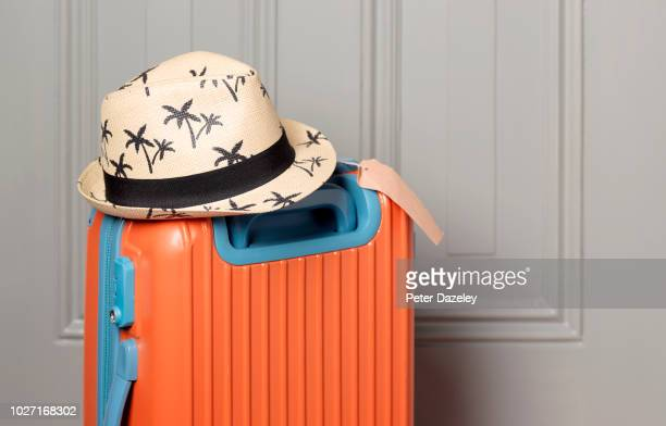 packed ready for holiday - preparation stock pictures, royalty-free photos & images