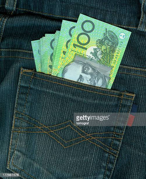 Packet Full of Australian 100$