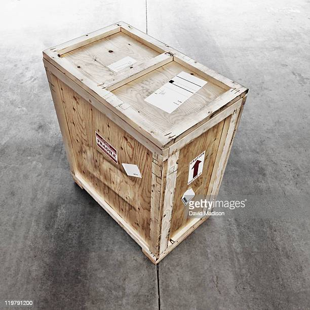 Packing crate