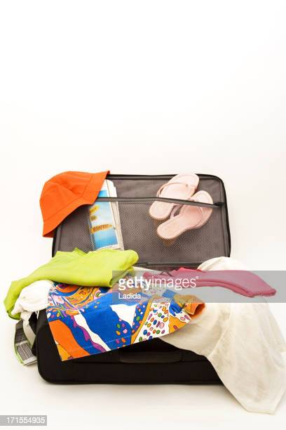 Packing for vacations