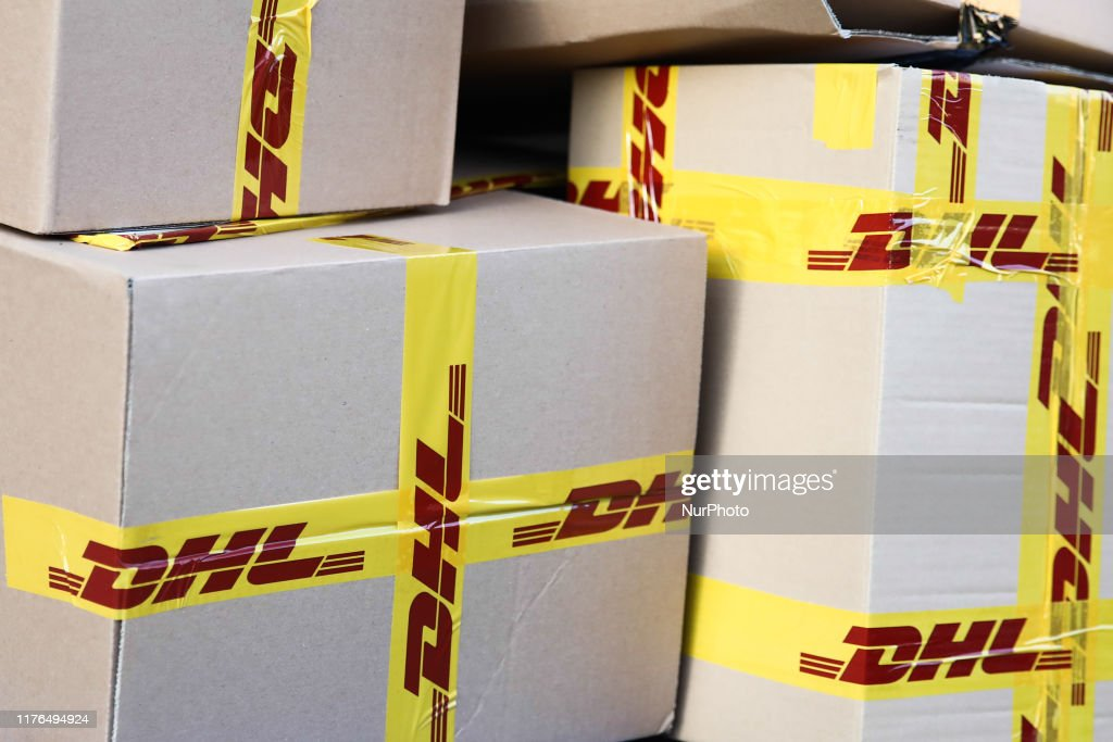 DHL Company : News Photo