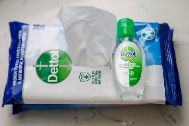 GBR: Dettol Products Ahead Of Reckitt Benckiser Group Plc Earnings