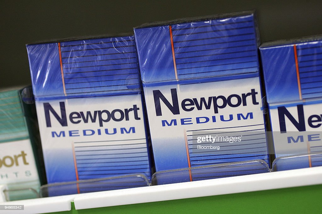 Newport Cigarettes Expiration Date