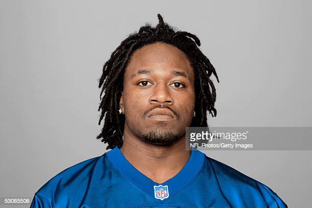 Pacman Jones of the Tennessee Titans poses for his 2005 NFL headshot at photo day in Nashville Tennessee