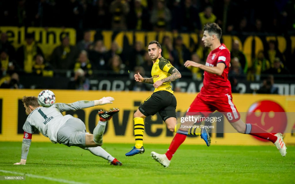 Borussia Dortmund v FC Bayern Muenchen - Bundesliga : Nieuwsfoto's