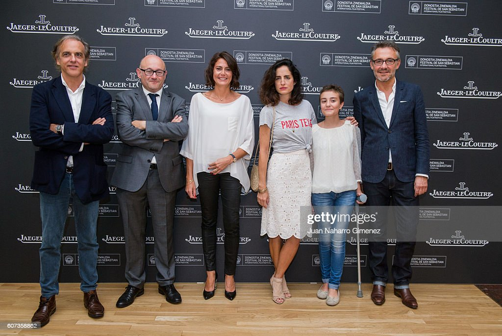 'Achuchon' Charity Action By Jaeger-LeCoultre  and Aladina Foundation  - 64th San Sebastian Film Festival
