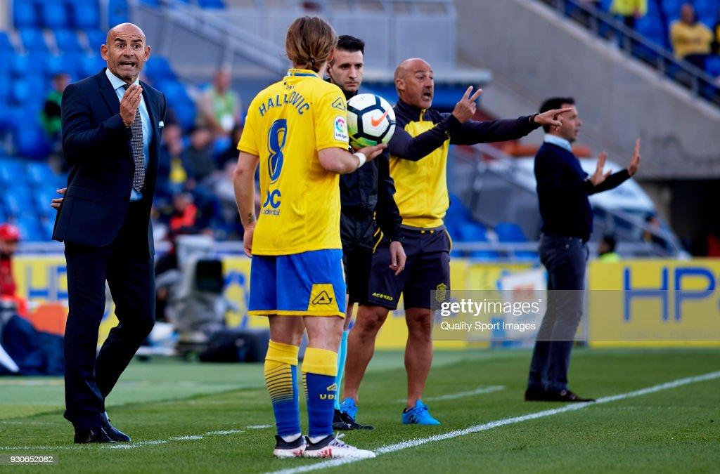 Las Palmas v Villarreal - La Liga