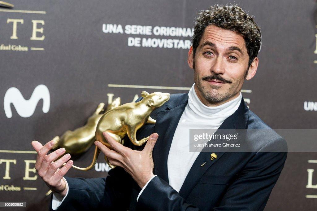 'La Peste' Madrid Premiere