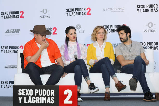 MEX: Sexo, Pudor y Lagrimas 2 - Press Conference