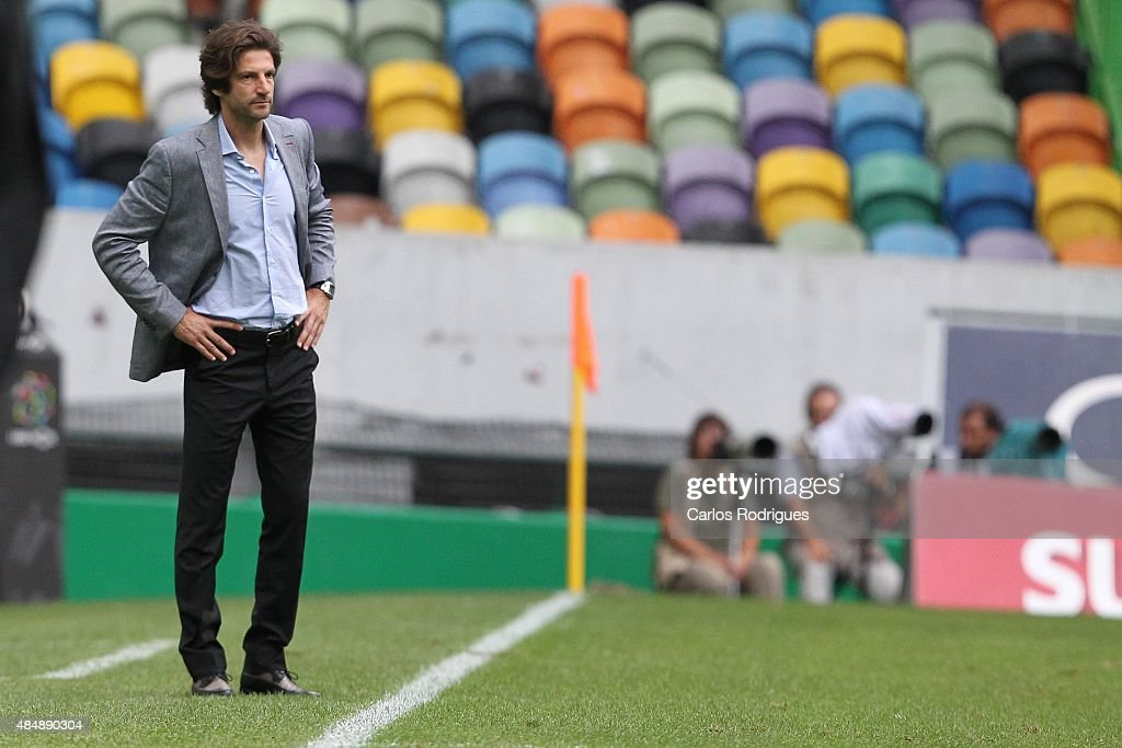 Sporting CP v FC Pacos de Ferreira - Primeira Liga : News Photo