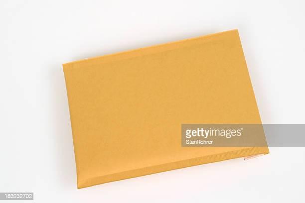 パッド入りマニラ封筒