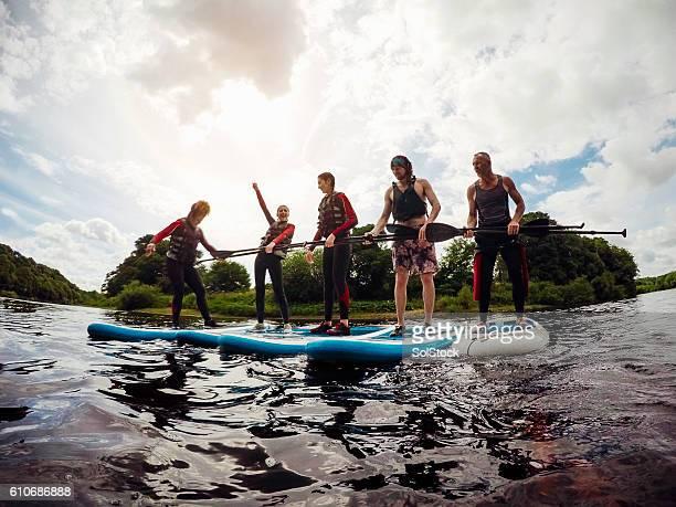 Paddleboarding Class
