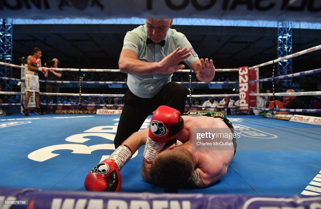Boxing at Windsor Park : News Photo