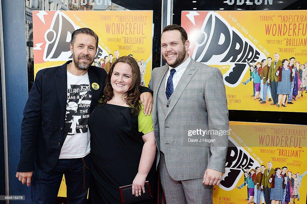 'Pride' - UK Premiere - Arrivals : News Photo