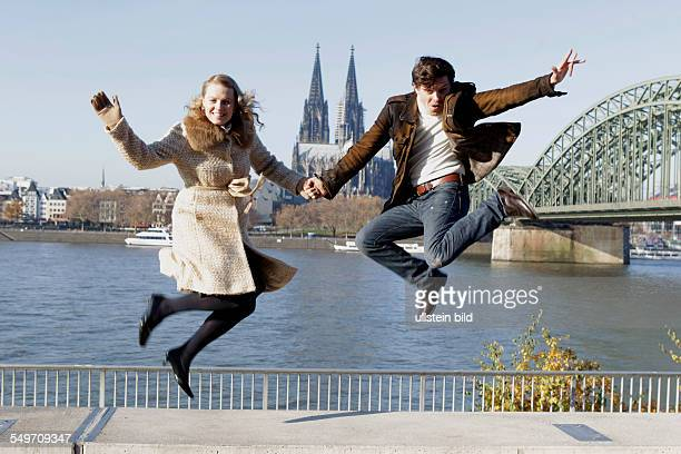 Paddy Kelly mit Schwester Patricia in Köln