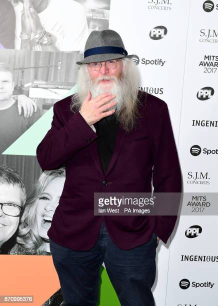 Paddy McAloon attending the Music Industry Trusts Award in aid of charities Nordoff Robbins and Brit Trust at the Grosvenor House Hotel London
