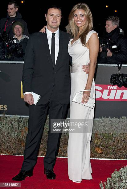 Paddy Mcguinness And Christine Martin Arrives At A Night Of Heroes The Sun Military Awards At The Imperial War Museum In Kennington South London